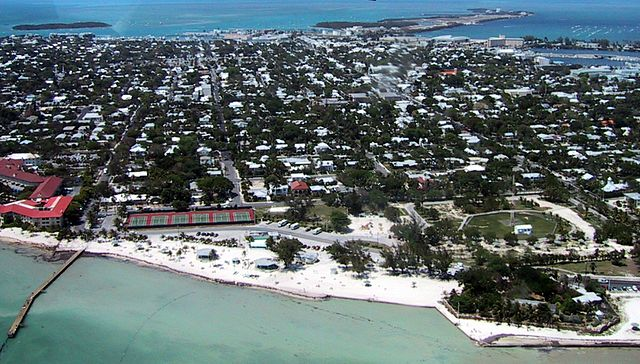 View of Key West - Photo: Tore Sætre